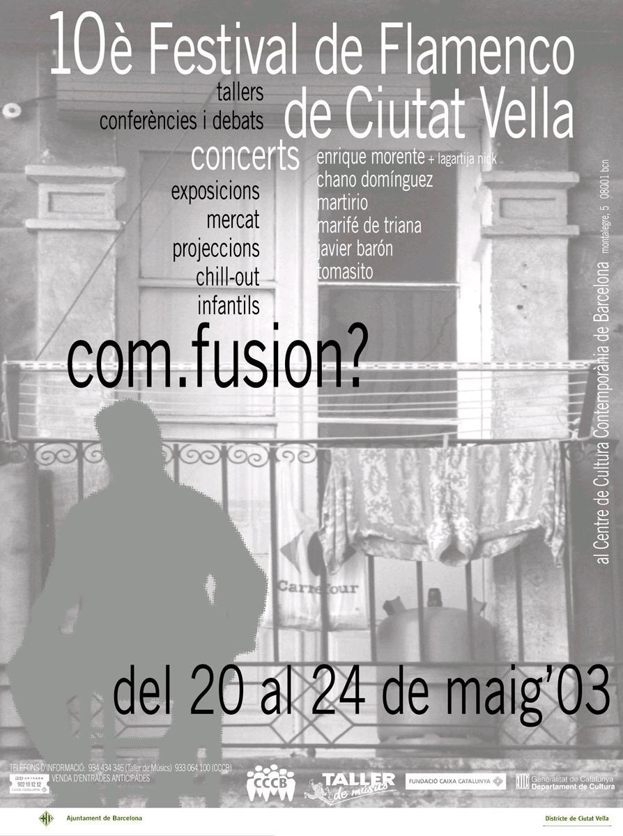 Ciutat Flamenco 2003