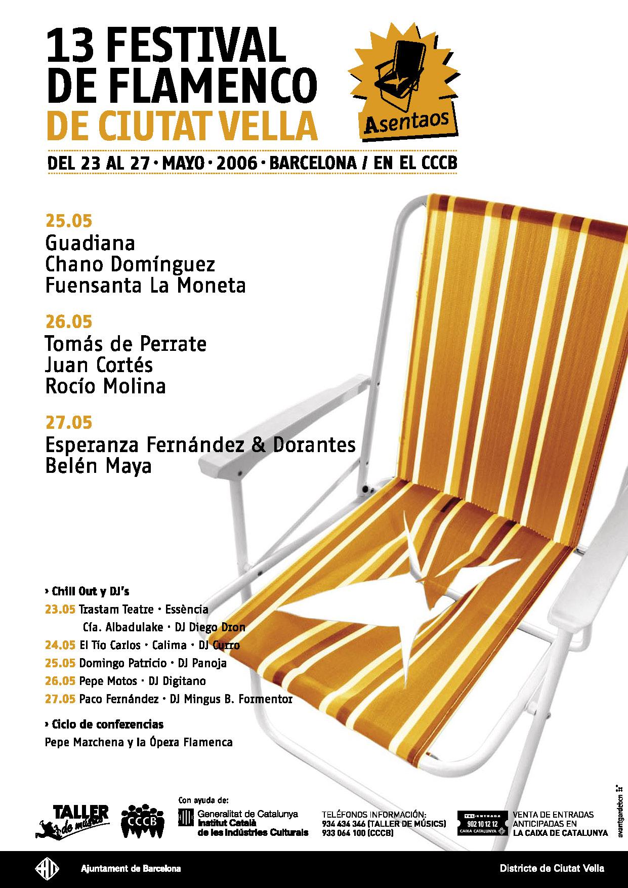 Ciutat Flamenco 2006