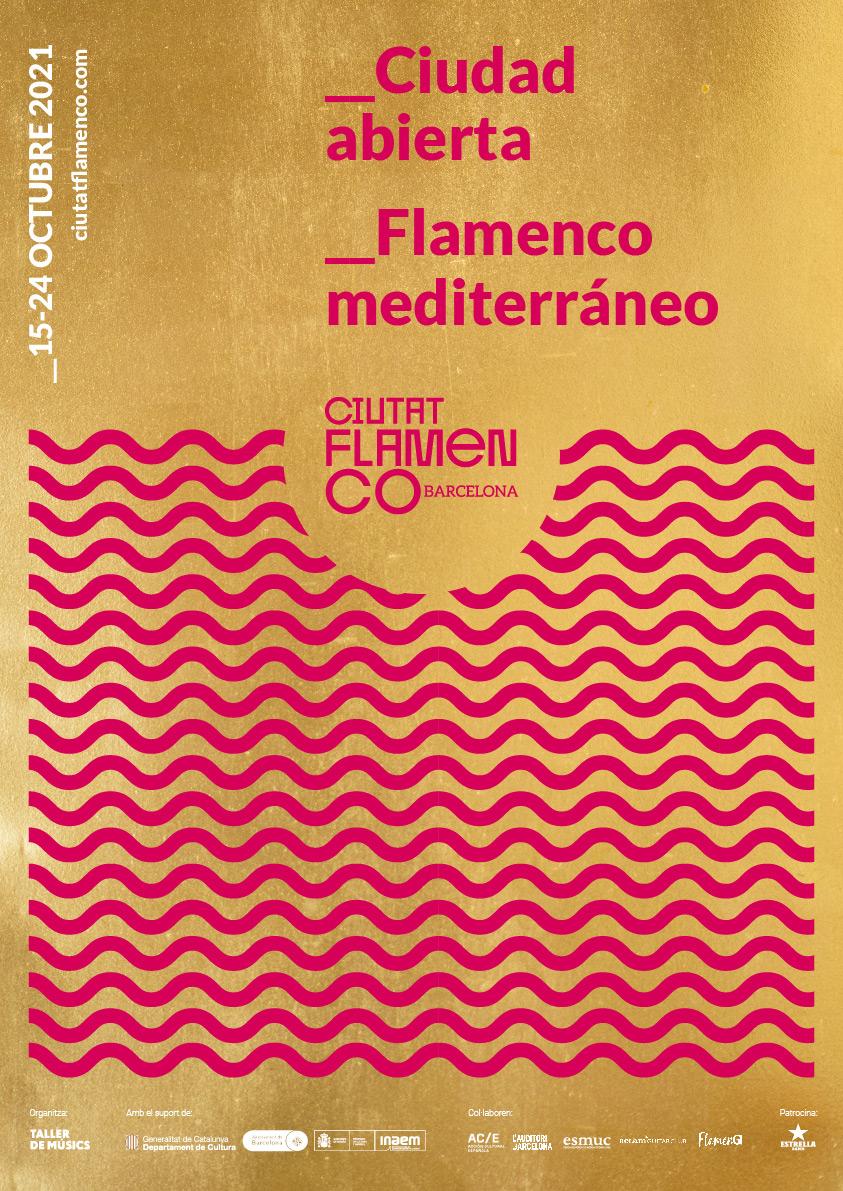 Ciutat Flamenco Cartel Edición 2021